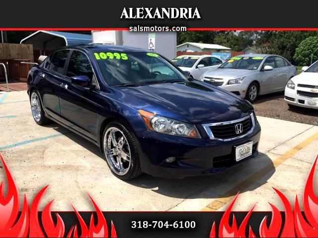 2009 Honda Accord EX-L V-6 Sedan AT