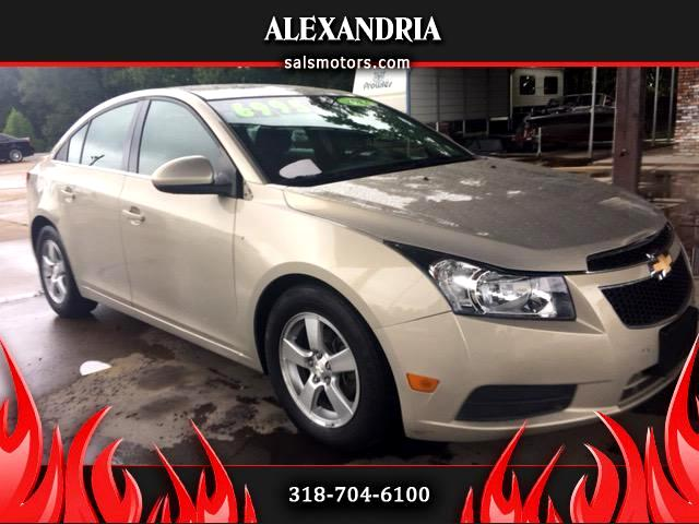 2012 Chevrolet CRUZE LT Base