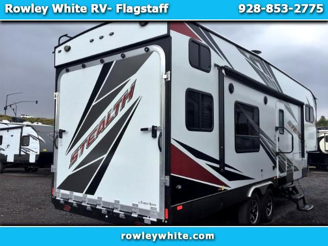 2018 Forest River Stealth (Toy Hauler) 2816G