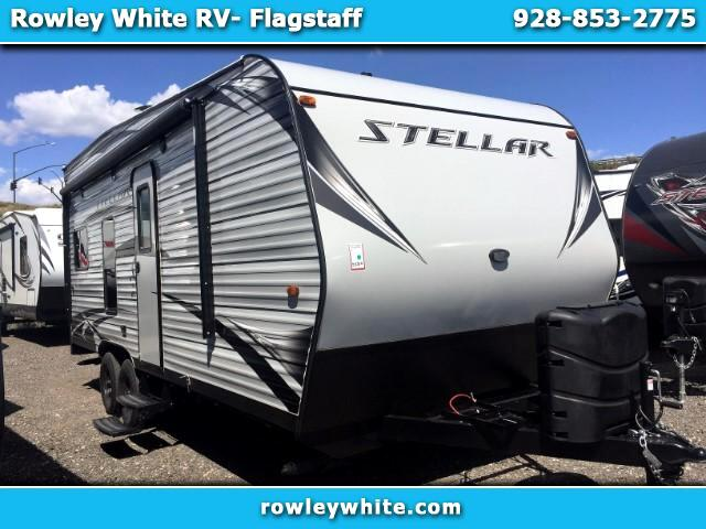 2018 Eclipse RV Stellar 19SB
