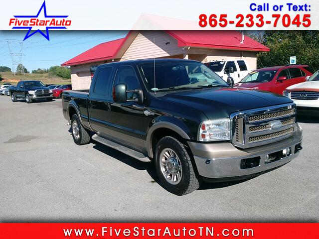 2005 Ford Super Duty F250 KING RANCH