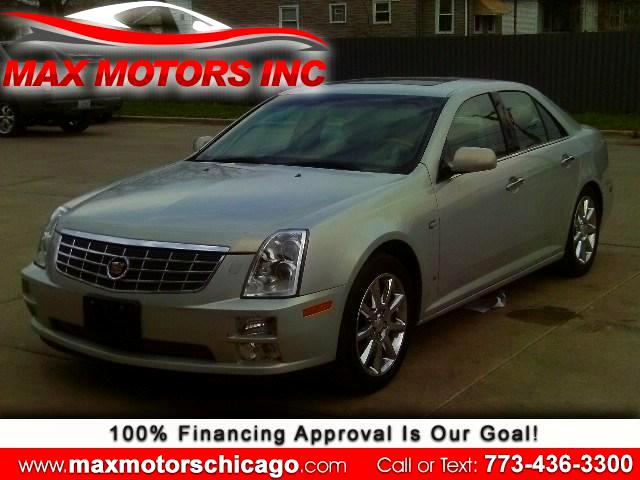 2007 Cadillac STS V8 Premium Luxury Performance AWD