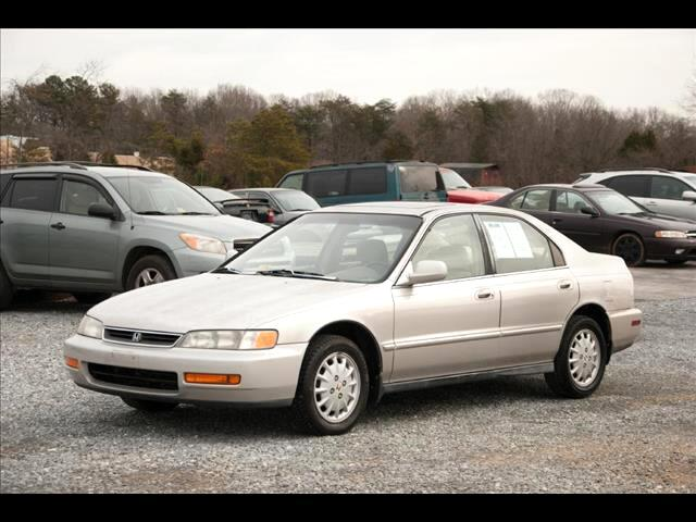 1996 Honda Accord EX sedan