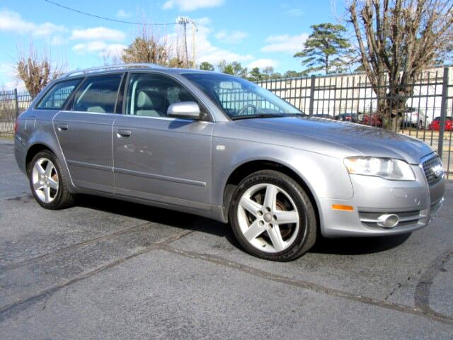2005 Audi A4 Avant 3.2 quattro with Tiptronic