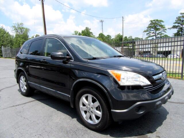 2007 Honda CR-V EX-L 2WD AT with Navigation