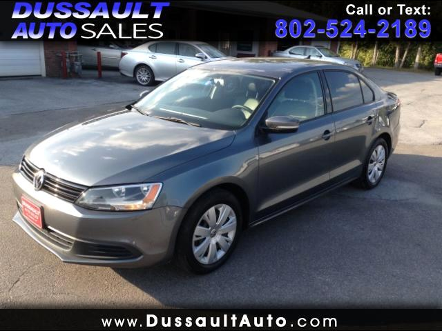 2014 Volkswagen Jetta SE 5speed