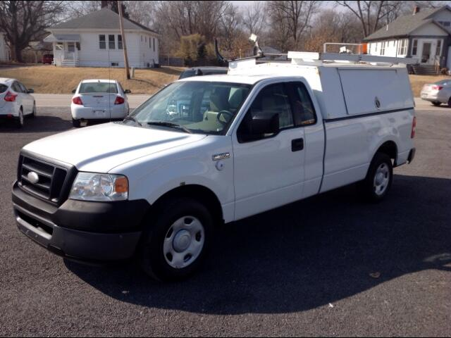 2007 Ford F-150 WS Reg. Cab Long Bed 2WD