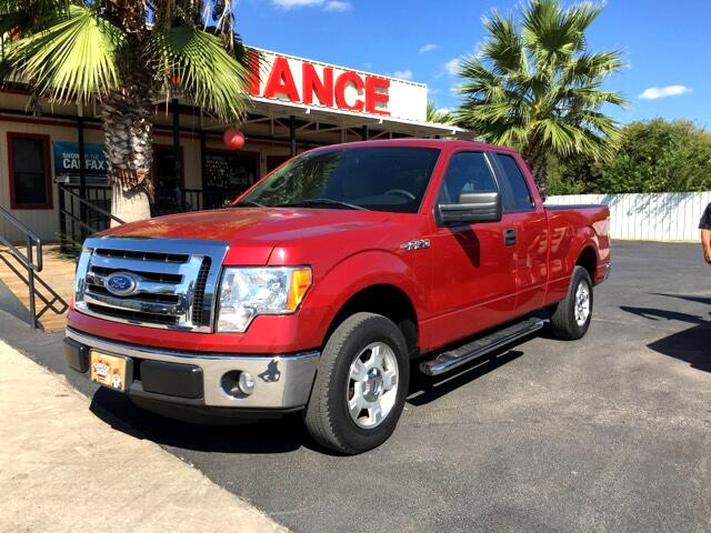 2011 Ford F-150 SuperCab Short Bed 2WD