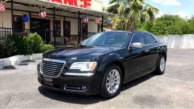 2012 Chrysler 300 Limited RWD