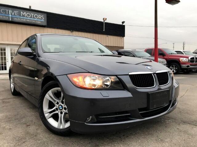 2008 BMW 3-Series I