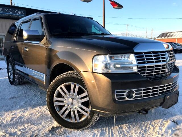 2008 Lincoln Navigator 4dr 4WD Luxury