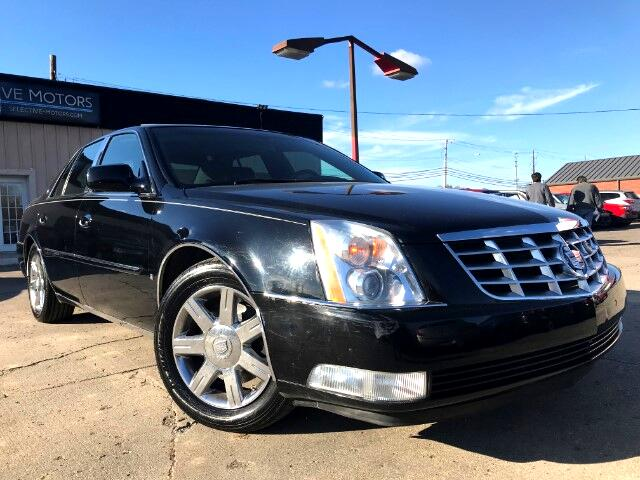 2006 Cadillac DTS Luxury 2