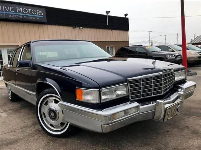 1992 Cadillac Fleetwood Sedan