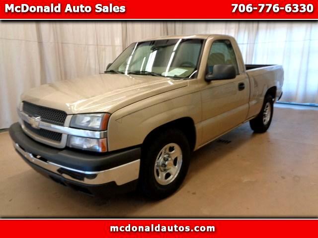 2004 Chevrolet Silverado 1500 LS Short Bed 2WD
