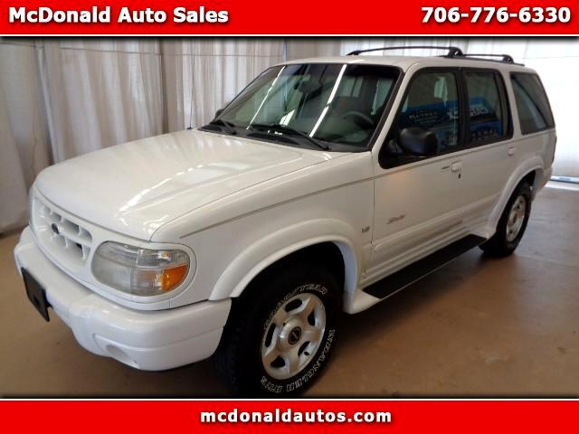 2000 Ford Explorer Limited AWD