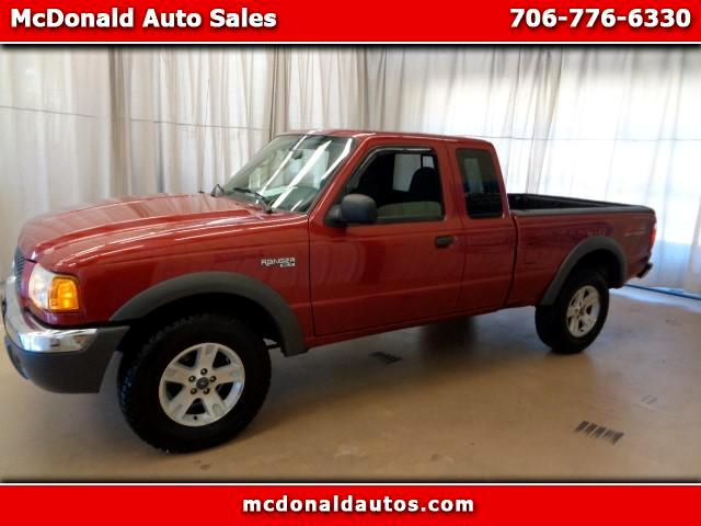 2003 Ford Ranger FX4 Off-Road SuperCab 4WD