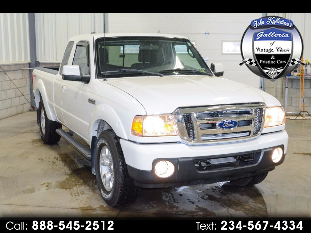2011 Ford Ranger 4WD 4dr SuperCab 126