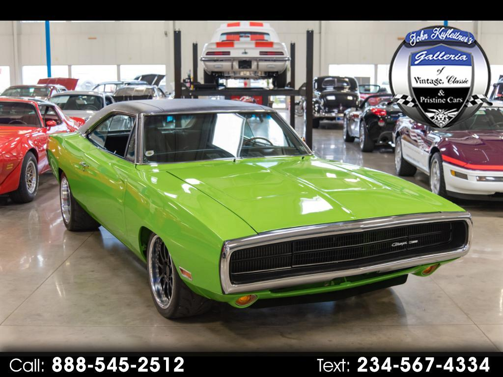 1970 Dodge Charger RESTO-MOD