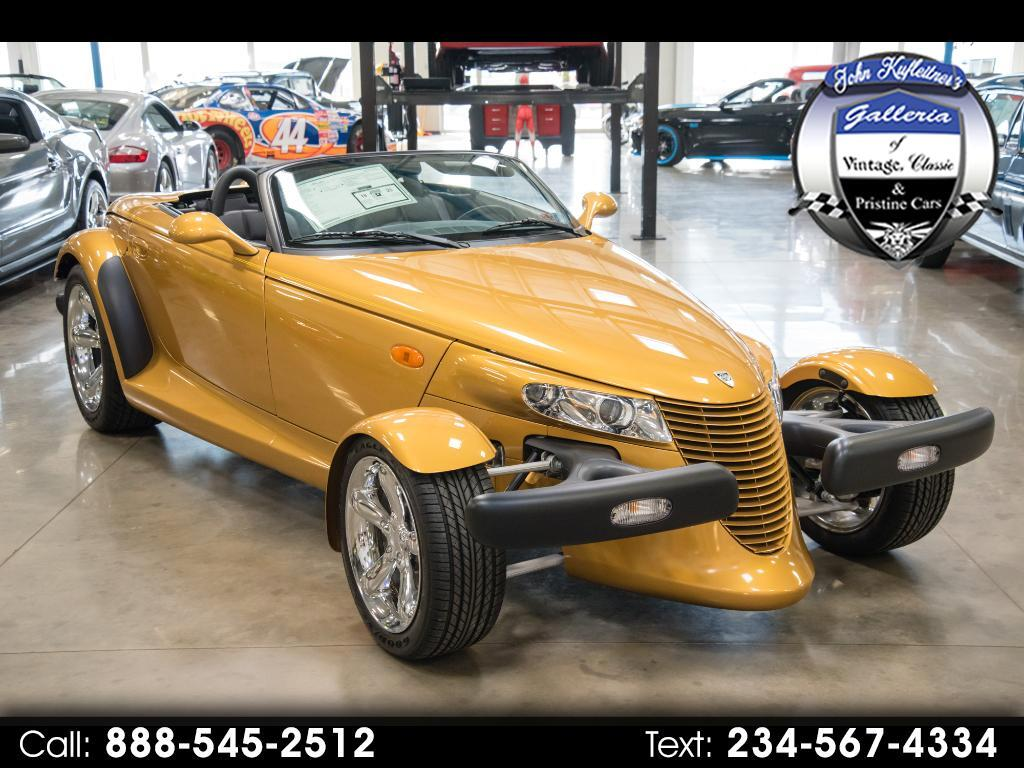 2002 Chrysler Prowler 2dr Roadster