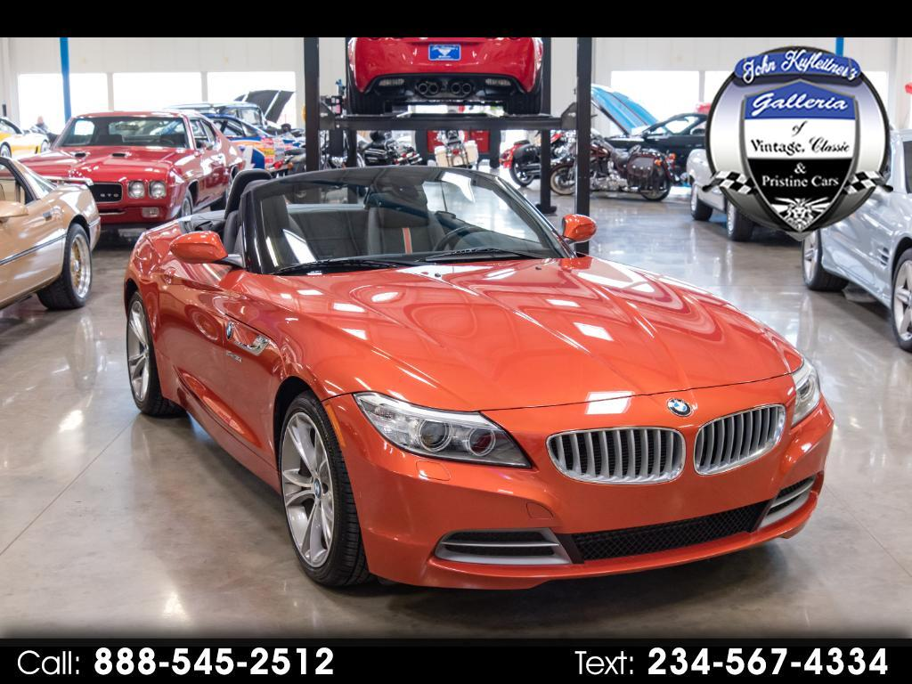 2015 BMW Z4 2dr Roadster sDrive35i