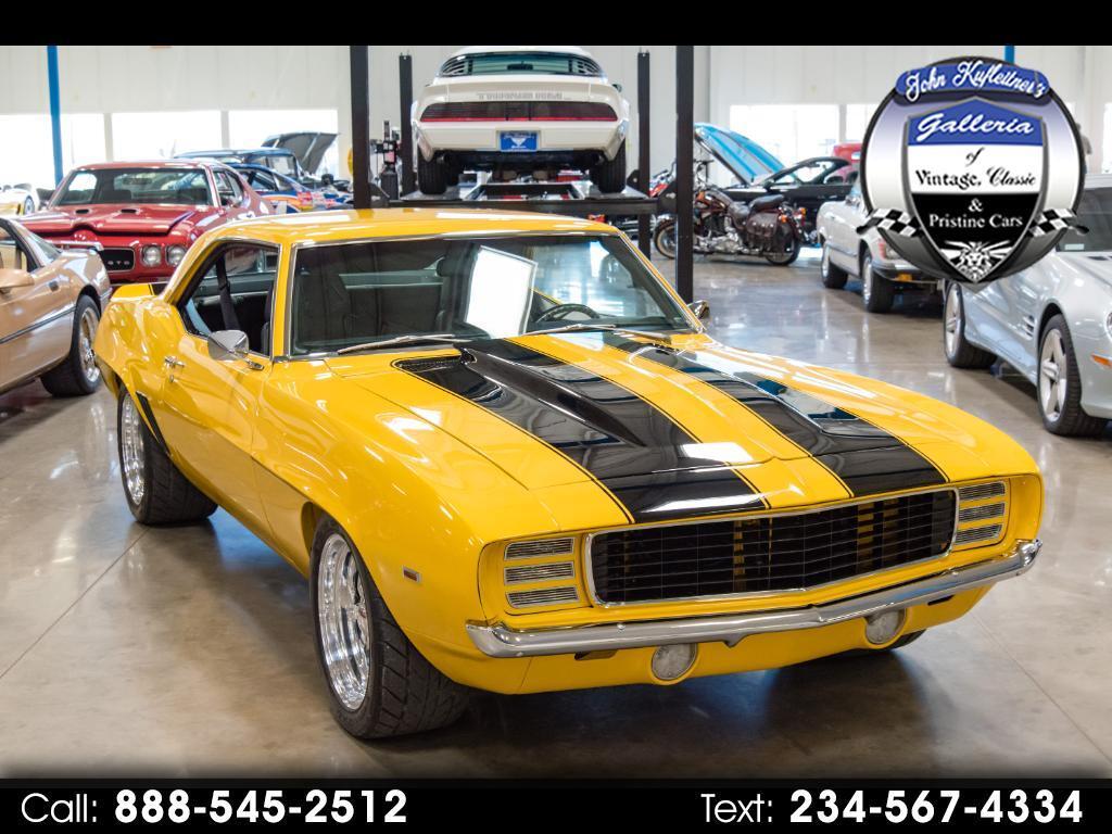 1969 Chevrolet Camaro Resto-Mod