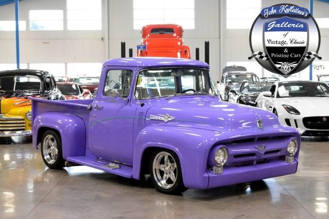 1956 Ford F-100 Deluxe Cab