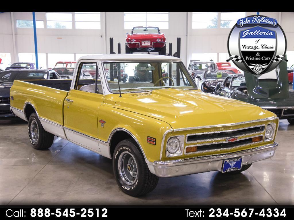 1968 Chevrolet C/K 10 Regular Cab 2WD