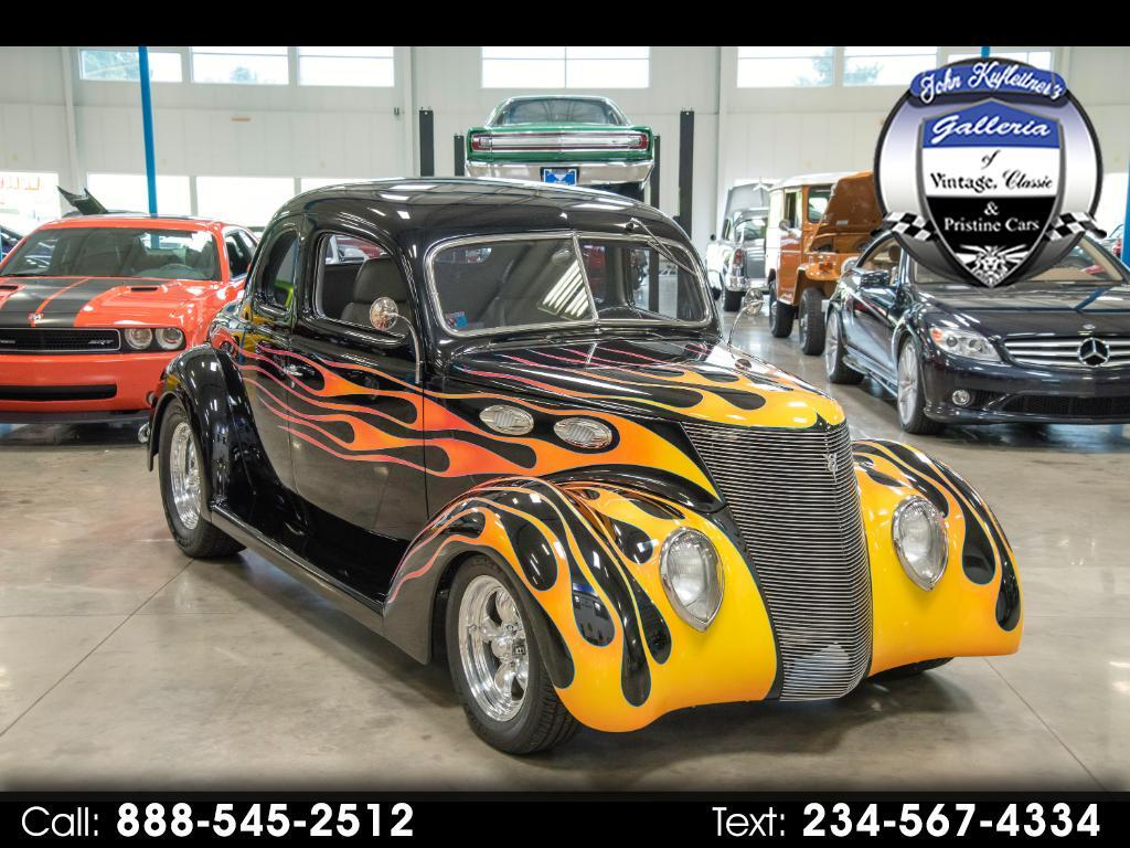 1937 Ford DELUXE COUPE 5 WINDOW