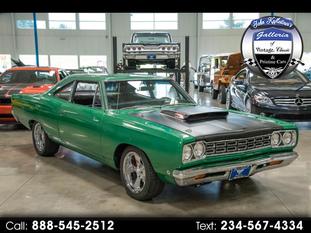1968 Plymouth Road Runner Resto-Rod