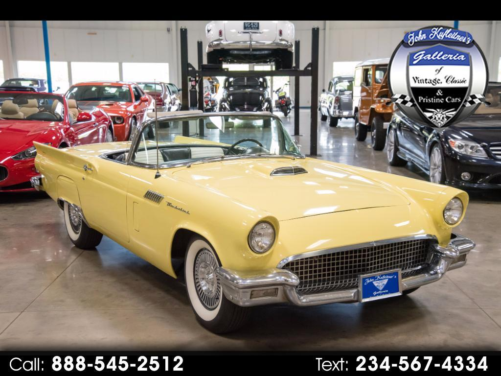 1957 Ford Thunderbird 2dr Conv w/Hardtop Deluxe