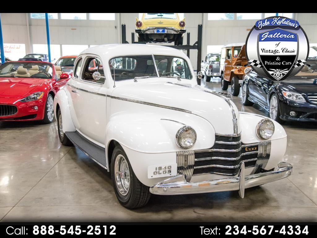 1940 Oldsmobile Series 60 5 Window Coupe