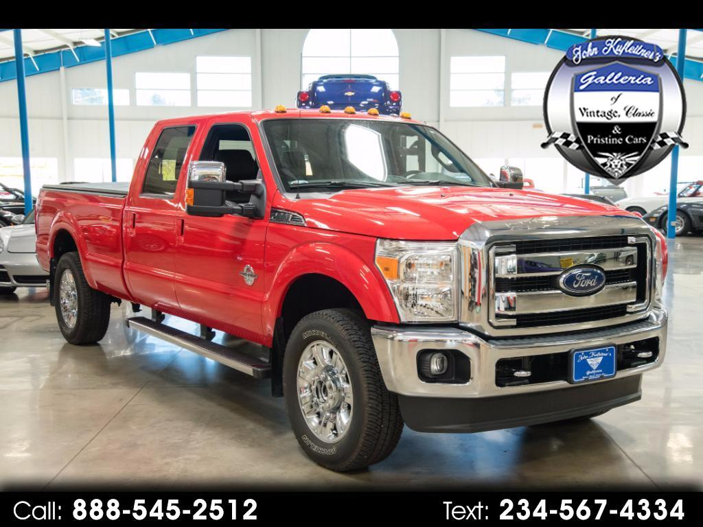 2016 Ford F-250 Lariat SuperCab 4WD