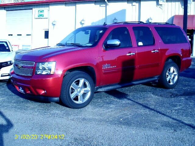 2014 Chevrolet Suburban 4dr 1500 LT