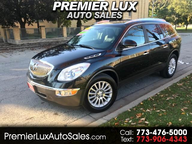 2010 Buick Enclave CXL AWD