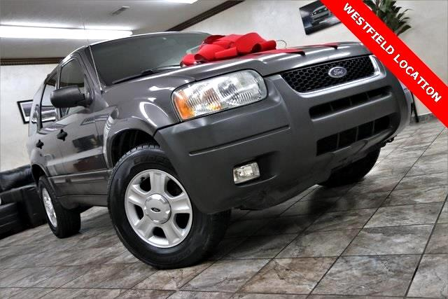 2004 Ford Escape XLT 2WD