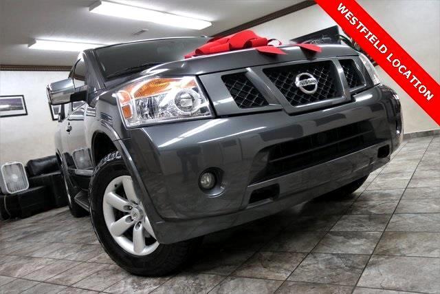 2012 Nissan Armada SV 4WD
