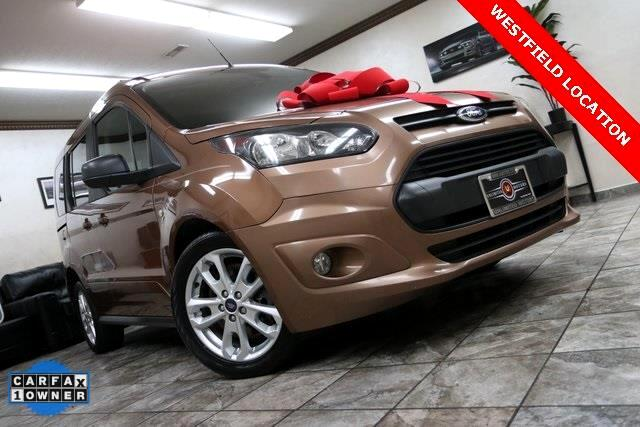 2014 Ford Transit Connect Wagon XLT