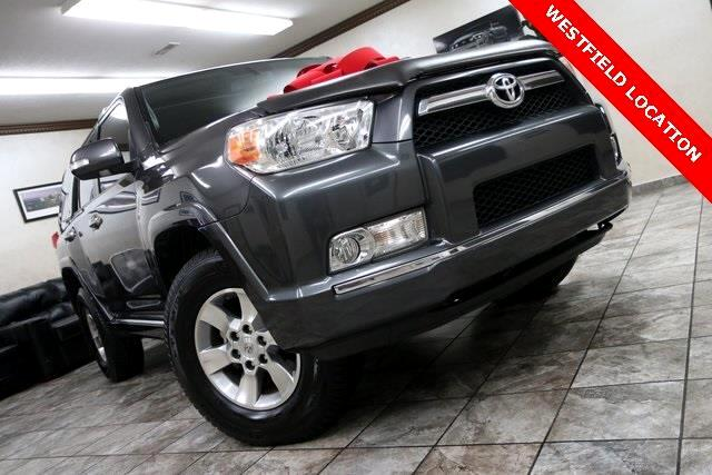 2010 Toyota 4Runner Limited 4WD V6