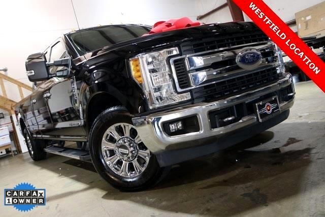 2017 Ford F-250 SD King Ranch Crew Cab 2WD