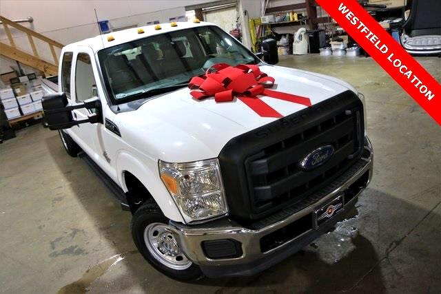 2013 Ford F-350 SD XLT Crew Cab Long Bed 4WD