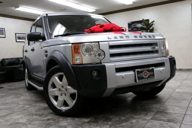 used 2006 land rover lr3 v8 hse for sale in indianapolis in 46032 unlimited motors. Black Bedroom Furniture Sets. Home Design Ideas