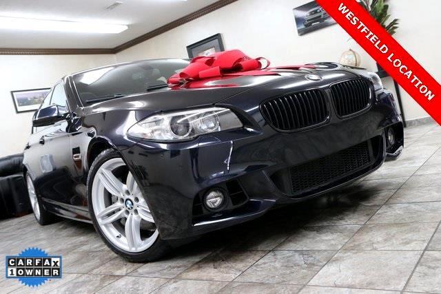 2014 BMW 5-Series 535i