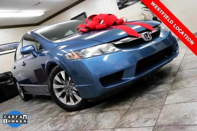 2009 Honda Civic EX-L Sedan 5-Speed AT