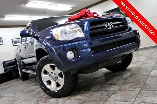 2006 Toyota Tacoma PreRunner Double Cab Long Bed V6 2WD