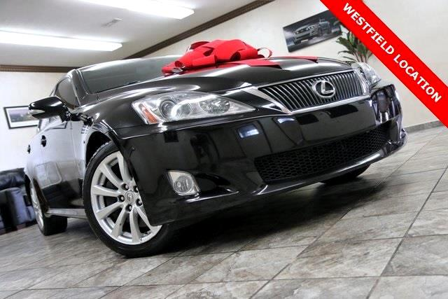 2010 Lexus IS IS 350 6-Speed Sequential