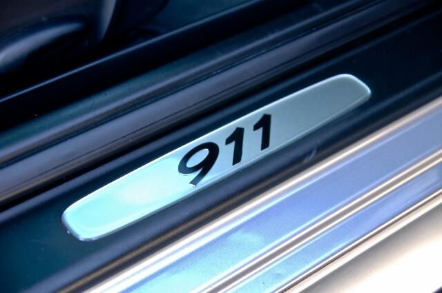 2004 Porsche 911 40th Anniversary Coupe