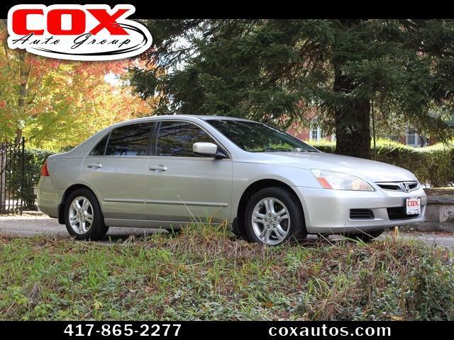 2007 Honda Accord EX-L Sedan AT