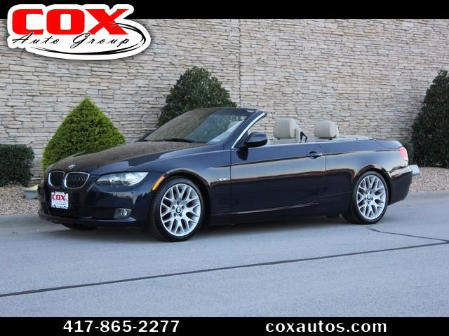 2010 BMW 3-Series 328i Convertible
