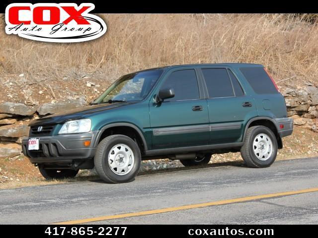 2000 Honda CR-V LX 4WD