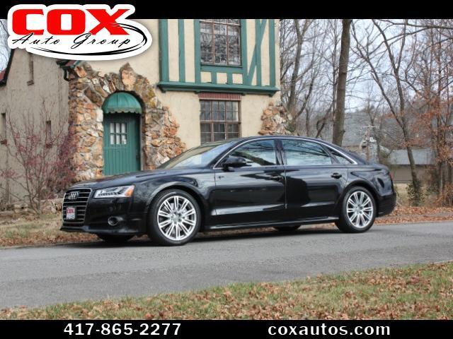 2016 Audi A8 L 4.0T quattro